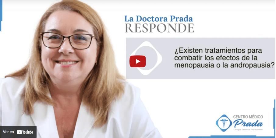 tratamientos para combatir los efectos de la menopausia y la andropausia